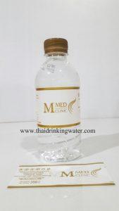 น้ำดื่ม M MED